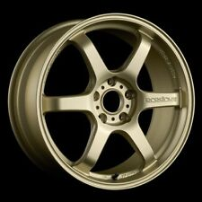 Prodrive Forged Wheels Rims GC-06H 17x8.5 5x114 04-07 STI GD