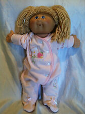25th Anniversary Cabbage Patch Kids Doll - Girl with Pacifier (pacifier missing)