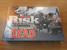 Board game-risk the walking dead-survival edition-usaopoly-wargame