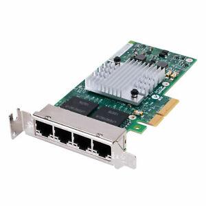 HP 593743-001 NC365T Quad Port Ethernet Server Adapter - Low Profile 593722-B21
