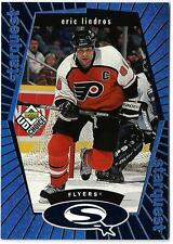 1998-99 UD Choice Starquest Blue ERIC LINDROS (ex-mt) Flyers