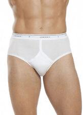 Jockey Men's 3-pack Low Rise Briefs White Size 38