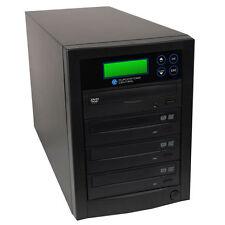 1-3 PIONEER DVD/CD Disc Copier Duplicator with Built-In 250GB Hard Drive & USB 3