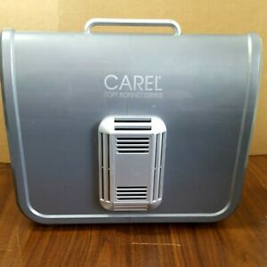 Carel Soft Bonnet Ionic Tabletop Portable Hair Dryer By Helen Of Troy