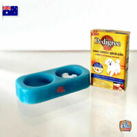 Mini Collectables - Dog Food & Feeder | Great addition to Coles Little Shop 2!