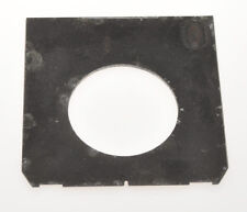 Linhof lens board for Technika 4x5, 9.6x9.9cm, hole 52mm exc-