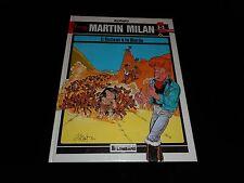 Godard : Les aventures de Martin Milan 5 : L'enfant de la horde Lombard 1981