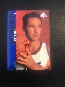 Steve Nash Upper Deck 1996-97 Premier Prospects Rookie Phoenix Suns