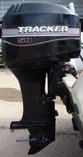 "2001 Mercury 50 HP Carbureted 2-Stroke 20"" Outboard Motor"