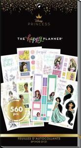 Disney © The Happy Planner Princess Value Pack Stickers - Strong At Heart MAMBI