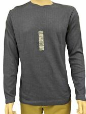 100% Cotton Long Sleeve Crew Neck T-Shirts S-2XL