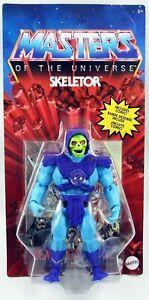 Mattel - Masters of the Universe Origins 2020 - Skeletor Action Figure IN STOCK