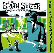 Brian Setzer Orchestra  - The dirty boogie CD NEU OVP