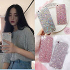 Soft Silicone Bling Glitter Shockproof Slim Case Cover For iPhone 6 6S 7 Plus