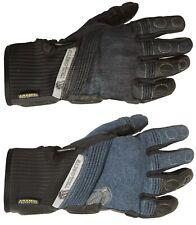 Trilobite Parado Motorradhandschuhe Handschuhe Jeans Denim Aramid Leder Touch