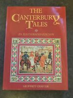 The Canterbury Tales An Illustrated Edition Chaucer Cresset