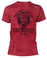 Gas Monkey Garage 'Custom Hot Rods' T-Shirt - NEW & OFFICIAL!