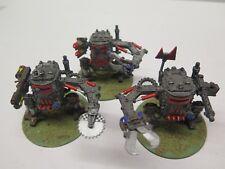 GW WARHAMMER 40K Metal Killer Kan Ork Dreadnought  Pro Painted