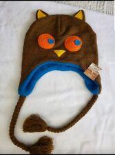 Arizona Owl Hat Warm One Size