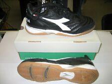 Diadora Brasil Indoor Soccer Shoe K Leather