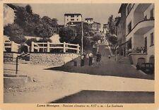 LAMA  MOCOGNO (Modena) - Stazione Climatica - La Scalinata 1952