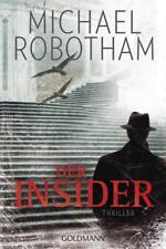 Der Insider / Joe O'Loughlin & Vincent Ruiz Bd.6 von Michael Robotham (2013,...