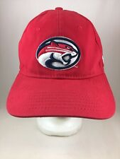 Under Armour Fitted Red Hat Houston Puma Cougar I will Protect this House - M/L