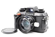 【Excellent+++++】Nikon Nikonos IV-A Underwater w/ NIkkor 35mm f/2.8 from Japan