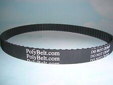 Black Rubber Drive BELT Mastercraft Belt & Disc Sander Model 55-3554-4 3554N049
