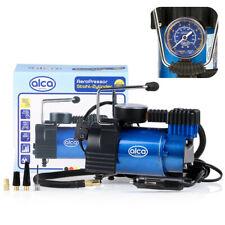 12V air compressor 7 BAR 100 PSI 180W inflator CAR MOTORHOME LED gauge light