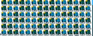 Pet Simulator X 8x Rainbow Pog Cat/Dog + 2Mil Gems [55m+ stats]