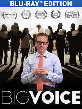 Big Voice (Blu-ray Disc, 2016) BRAND NEW!