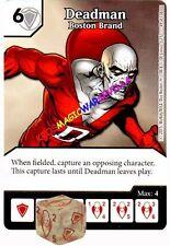 049 DEADMAN Boston Brand -Common- JUSTICE LEAGUE - DC Dice Masters