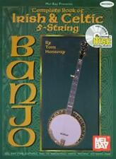 Complete Book of Irish and Celtic 5-String Banjo, Book and Cd, 95759Bcd