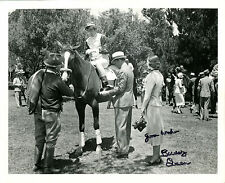 BUDDY EBSEN - Vintage Movie Still Photo - SIGNED