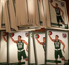 R.J. HUNTER 2015-16 ROOKIE INVESTMENT LOT (140) COMPLETE + SILVER PARALLEL RC
