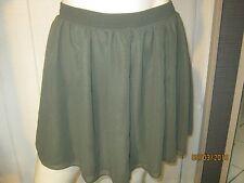 american apparel chiffon skirt xs/s