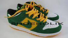 Brand New 2003 Nike Dunk Low Pro SB Buck Oregon - Size 9 304292-132