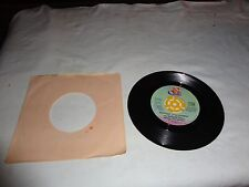 """The DeFranco Family Heartbeat It's A Lovebeat / Sweet 7"""" 45 rpm  VG / VG"""
