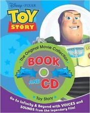 Disney Book and CD: Toy Story (Pixar) (Disney Book & CD),Disney