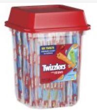 Twizzlers Twists Straws Rainbow Licorice