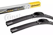 Wiper Blades 650 450 mm 26 ' 18' pair LHD Fit  VW  Mk7 5G1998002 Continental OEM