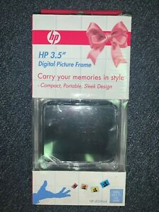"""HP 3.5"""" Digital Picture Frame Compact Portable df300a4"""