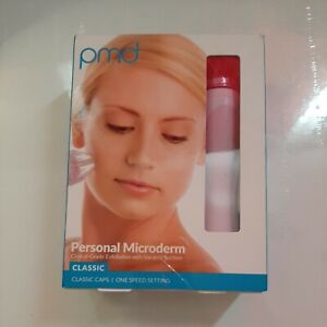Pmd Personal Microderm Classic Pink Clinical Grade New In OPEN Box