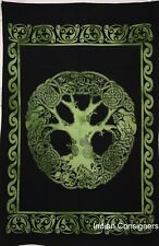 Excellent Appealing Wall Art Celtic Tree For Door Decor Small Tapestry Poster