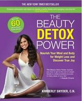 BOOK DIET - Beauty Detox Power - Nourish Your Mind and Body for Weight Loss