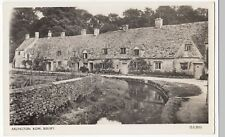 Gloucestershire; Bibury, Arlington Row RP PPC, Unposted, By Photochrom