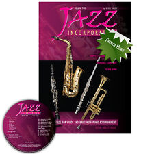 Jazz Incorporated Vol 2 for French Horn Book CD Sheet Music Kerin Bailey