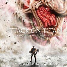 SOUNDTRACK CD Anime TV Music Attack on Titan Shingeki no Kyojin    the DOGS prod