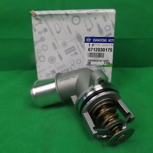 GENUINE SSANGYONG ACTYON SPORTS UTE Q150 SERIES 2.0 L TURBO DIESEL THERMOSTAT